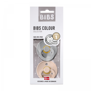 Bibs speen cloud/blush