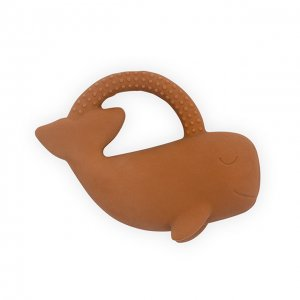Bijtring Whale caramel