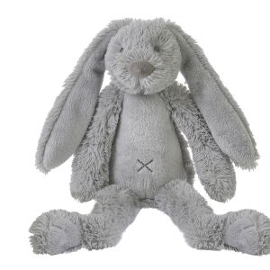 Rabbit Richie grey 28cm