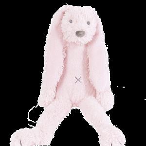 Rabbit Richie roze 28cm