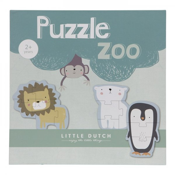 Dierenpuzzels Little Dutch