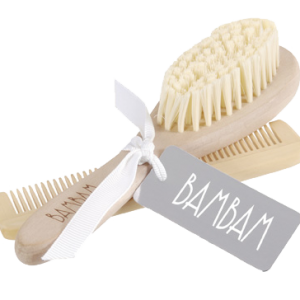 BamBam Brush & Comb