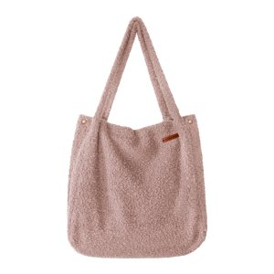 Mommy Tote Bag bloucle old pink