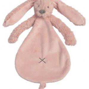 Knuffeldoekje old pink