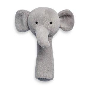 Rammelaar olifant grijs