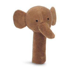 Rammelaar olifant caramel
